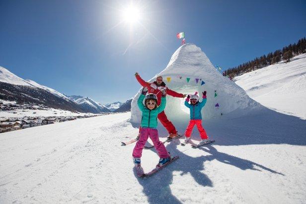 10 tipů, kvůli kterým vyrazíte s dětmi do Livigna- ©Roby Trab