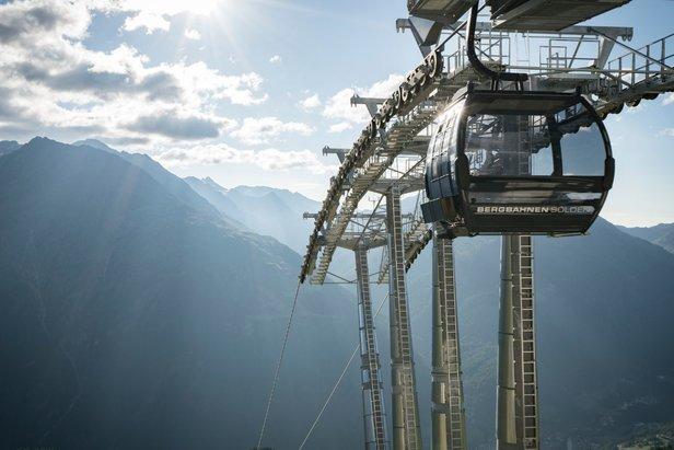 Rotkoglbahn: w Hochsölden w sezonie 2019/20 ruszy nowa gondolaBergbahnen Sölden