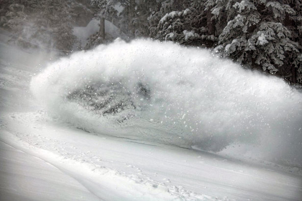 When chasing powder, you have to also consider several other factors, including the quality of the snow, a certain length and steepness of terrain, how likely it is the avalanche danger will be too high to open that terrain, and if the access road is likely to close.