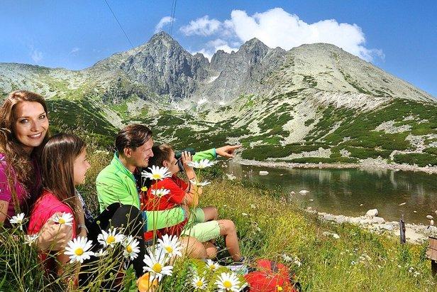 Leto 2019 v Tatrách plné horských zážitkov ©TMR, a.s.