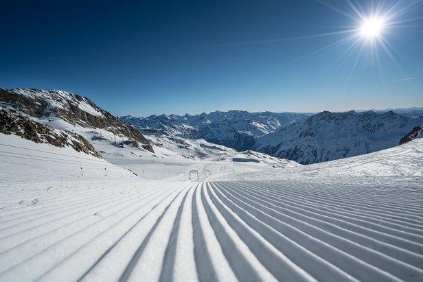 Schneebericht: Viel Sonne zum Frühlingsanfang - in der kommenden Woche allerdings nochmal kalt!Sölden Facebook