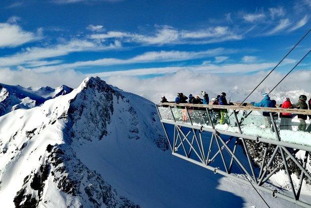 Dolina Ötztal: sześć ośrodków, jeden skipass