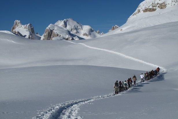 Attività oltre lo sci nella skiarea San Martino di Castrozza - Passo Rolle