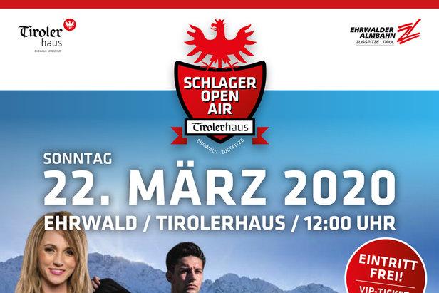 Schlager Open Air Tirolerhaus