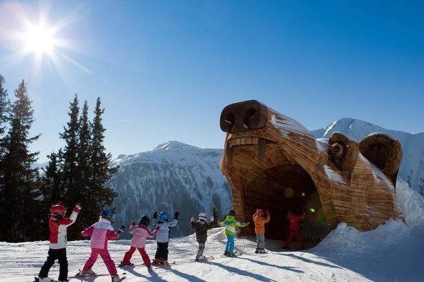 Serfaus-Fiss-Ladis: śnieżny raj dla małych i dużychAndreas Kirschner