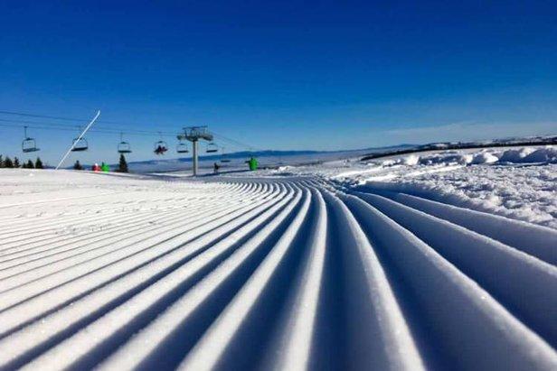 22.2.2019: Kde na Slovensku sa lyžuje a koľko je snehu ©Ski Vitanová - facebook