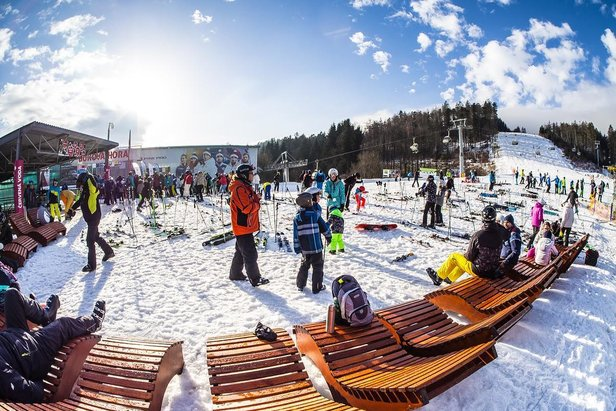 Kedy končí sezóna v slovenských strediskách ©facebook Skibukovka