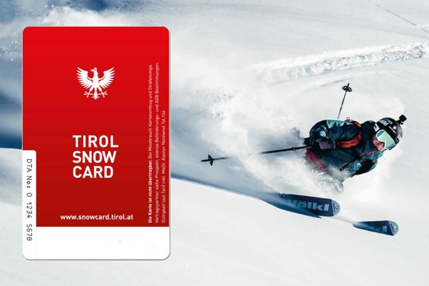 Polacy złapani w Austrii na oszustwie: straty kolei linowych sięgają 50.000 euro- ©Tirol Snow Card