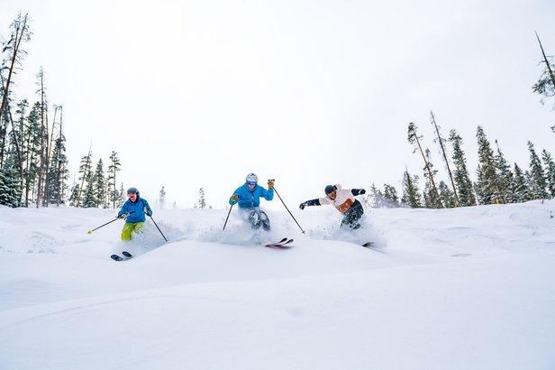 February's North American Snowfall Summary- ©Carl Frey
