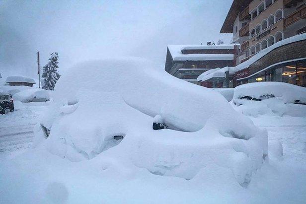 Skilift Riedlberg Schneebericht Aktuelle Schneehohen Und