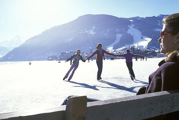 Zell am See - Eislaufen