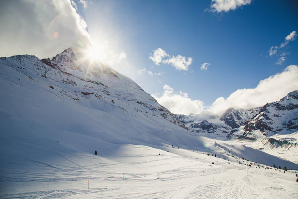 Bilderserie: Skiinfo in Zermatt (März 2019) ©Skiinfo | Sebastian Lindemeyer