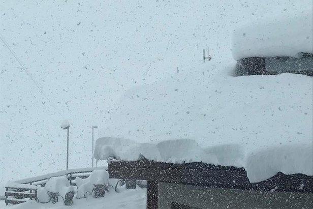 Sněhové Zpravodajství Z 2000 Lyžařských Středisek Lyžování