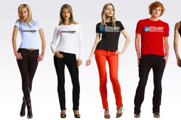 Modeles Tshirts