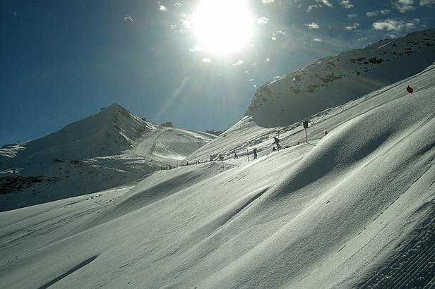 Der Hintertuxer Gletscher: 365 Tage auf Skiern- ©Markus Hahn