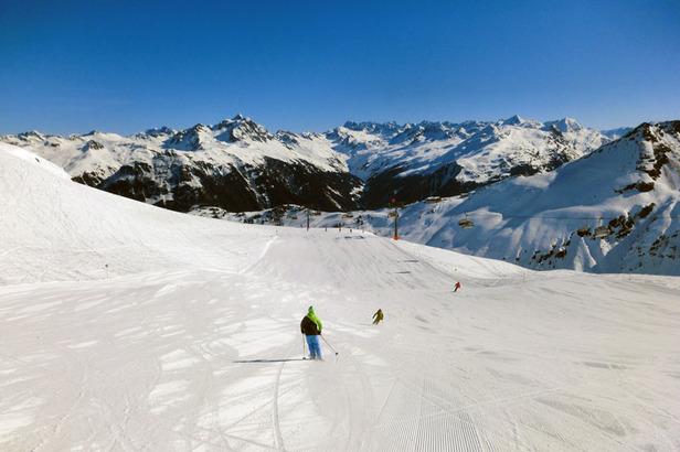 Skigebiet Silvretta Montafon Markus Hahn