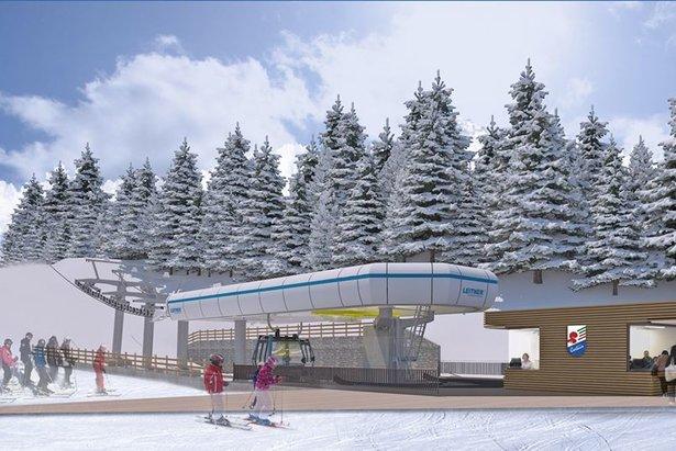 Cortina guarda al futuro: la nuova cabinovia Tofane - 5 TorriSkipass Cortina Facebook