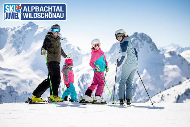 Familien-Skispaß im Ski Juwel Alpbachtal Wildschönau
