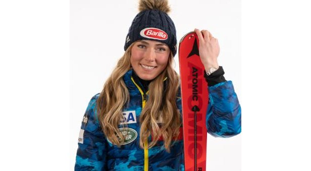 Mikaela Shiffrin strikes gold again