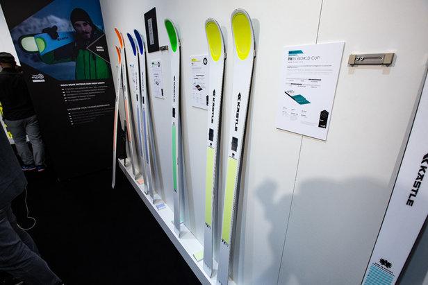 Kästles TX-Serie ist für Skitourenwettkämpfer konzipiert und voll auf Leichtigkeit getrimmt