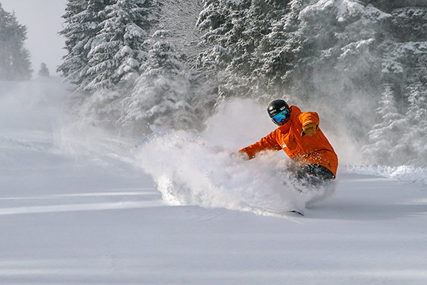 Six inches of fresh (and more on the way) for Snowshoe MountainSnowshoe Mountain