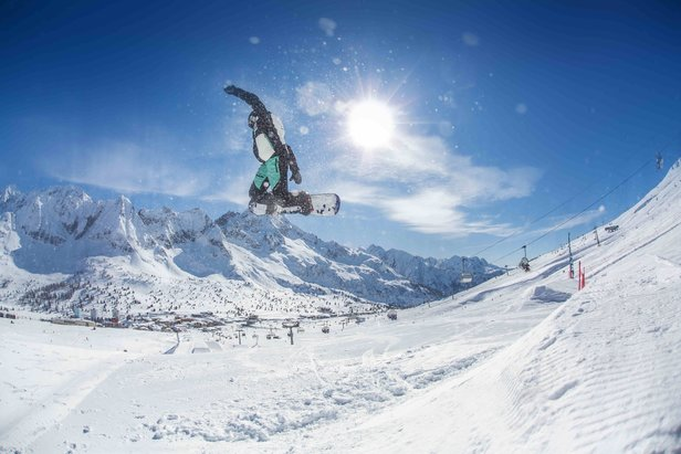 Sciare in Val di Sole - Ski area Pontedilegno Tonale
