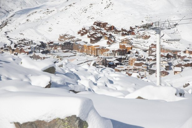 Val Thorens 5.11.19  - © Val Thorens/Facebook