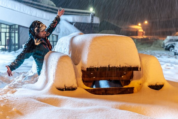 Foto: Francja pod śniegiemfacebook | VARS la Forêt Blanche