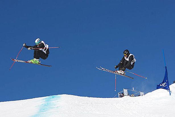 Ski Cross Weltcup in Grasgehren: Statements zum Event- ©Heckmair