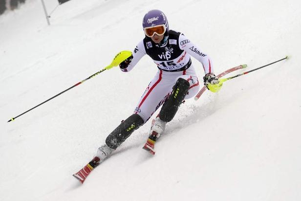 Langeweile im Slalom Weltcup: Schild siegt auch in Zagreb ©Alain GROSCLAUDE/AGENCE ZOOM