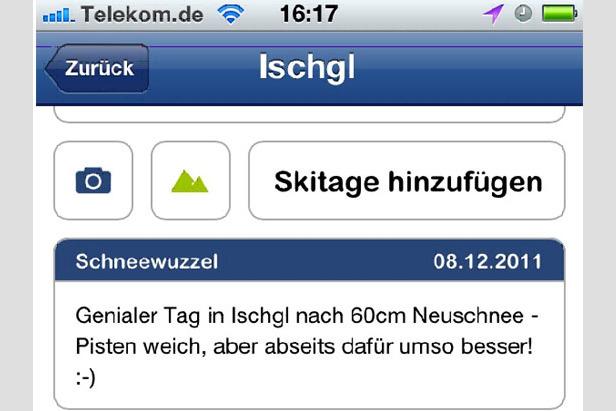 Die neue Skiinfo App: Ab sofort erhältlich- ©Skiinfo.de
