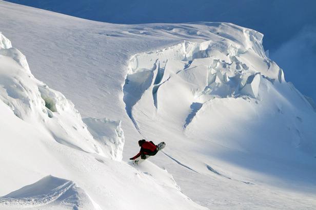 The North Face Denali Mentor Tour: Abfahrt vom Mount McKinley- ©Adam Clark