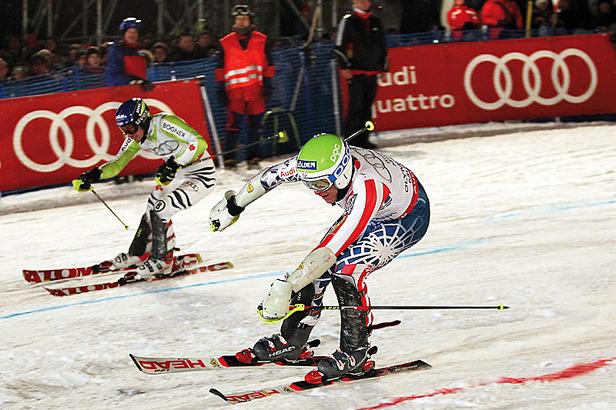 Ski-Weltcup in München- ©Audi