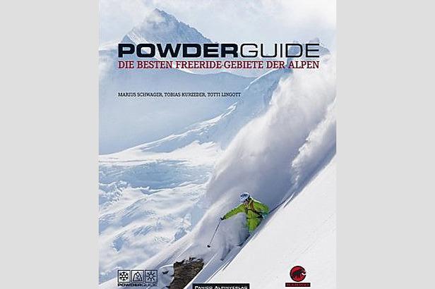 Powderguide: Die besten Freeride-Gebiete der Alpen- ©Amazon.de
