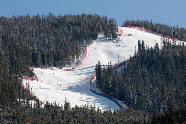 Beaver Creek 2009- ©US Ski Team