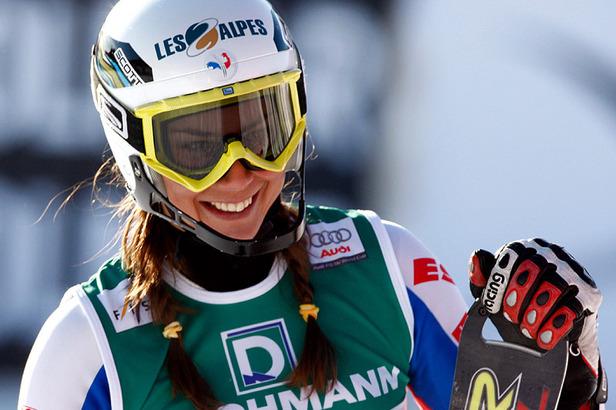Fanny Chmelar ist Sportlerin im Monat März- ©FISCHER