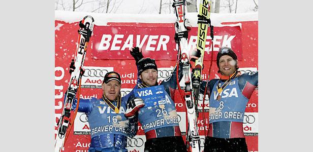 Vier Rennen - vier Sieger ©Patrick Lang