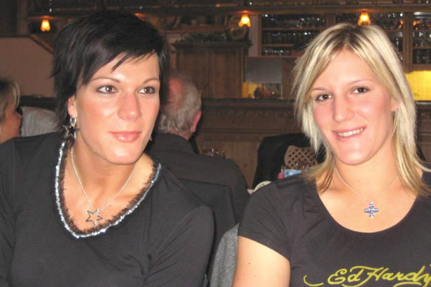 Fanparty mit Maria und Susanne Riesch- ©Maria-Riesch-Fanclub e.V.