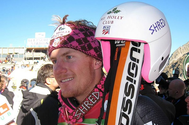 Interview mit Ted Ligety ©Doug Haney/U.S. Ski Team