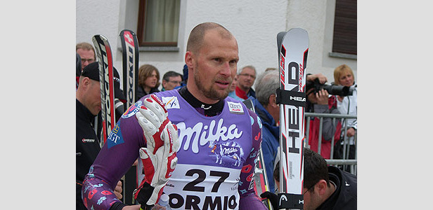 Marco Büchel erleidet Trainingssturz- ©XNX GmbH