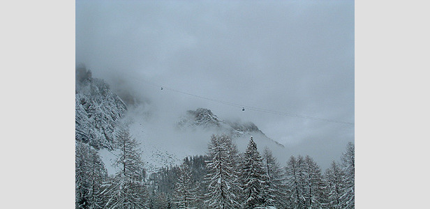 Aspen Super-G neu angesetzt - Drei Ski-Rennen in Cortina ©Krapfenbauer/XnX