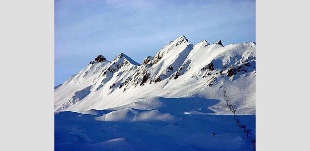 Die Weltcuprennen in Val d'Isere 2004 ©XNX GmbH