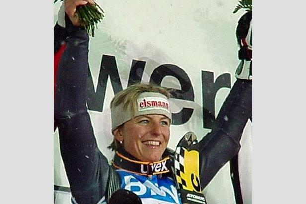 Annemarie Gerg holt zwei DM-Titel - schneller als Cousine Hilde und Martina Ertl ©XNX GmbH