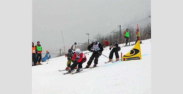 Video der Woche: Ski Cross Night Event St. Johann 2006- ©Patrick Gautschy