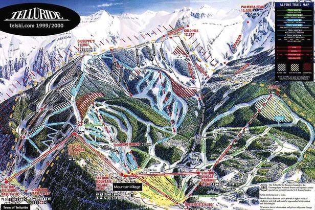Telluride Ski Resort- ©*