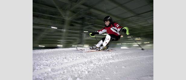 Internationaler Junior-Cup in Landgraaf- ©SnowWorld