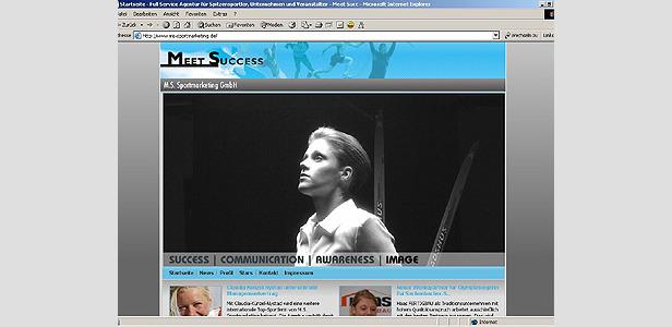 M.S. Sportmarketing stellt neues Portal vor- ©XNX GmbH