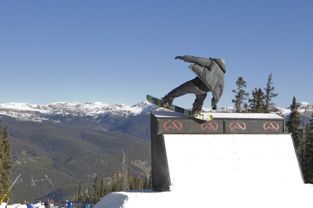 2013 Rockies Region Best Park & Pipe: Keystone Resort