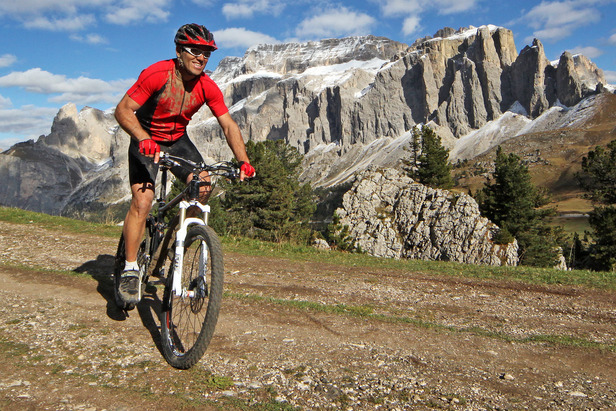 Val Gardena - Mountain bike