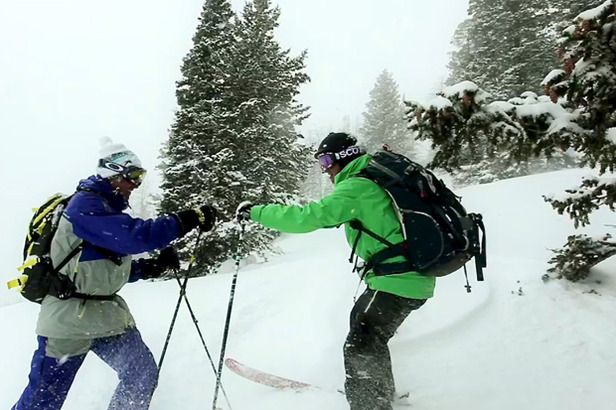 The Good Life Episode 2, Teton Pass and Grand Targhee Resort